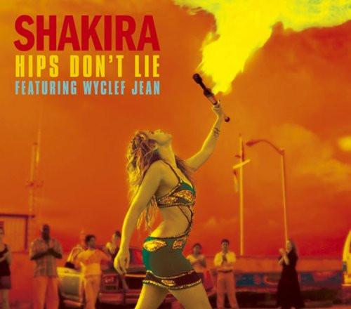 متن اهنگ hips don't lie از shakira