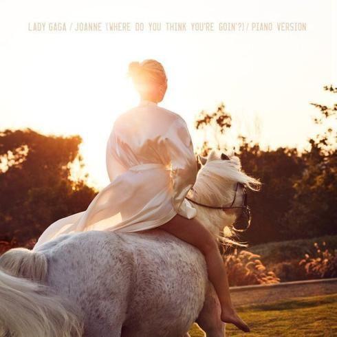 دانلود اهنگ Joanne Piano Version از Lady GaGa